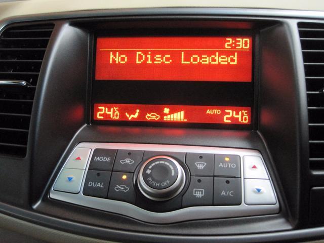 日産 ティアナ 250XE FOUR 4WD 純正CD 16インチアルミ