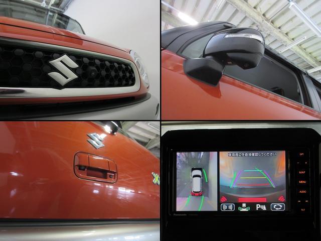 ハイブリッドMZ 4WD 純正ナビ TV DVD再生 Bluetooth接続 USB 全方位モニター スズキセーフティサポート 誤発進抑制機能 グリップコントロール ヒルディセントコントロール LEDライト 1年保証(9枚目)