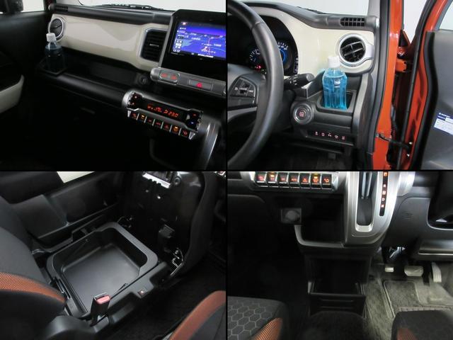 ハイブリッドMZ 4WD 純正ナビ TV DVD再生 Bluetooth接続 USB 全方位モニター スズキセーフティサポート 誤発進抑制機能 グリップコントロール ヒルディセントコントロール LEDライト 1年保証(19枚目)