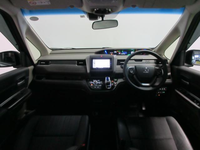 ハイブリッド・Gホンダセンシング 4WD Sパッケージ 純正ナビ TV DVD再生 Bluetooth接続 ETC Bカメラ 衝突被害軽減ブレーキ アダプティブクルーズ レーンキープアシスト 両側パワスラ LEDヘッドライト 1年保証(4枚目)
