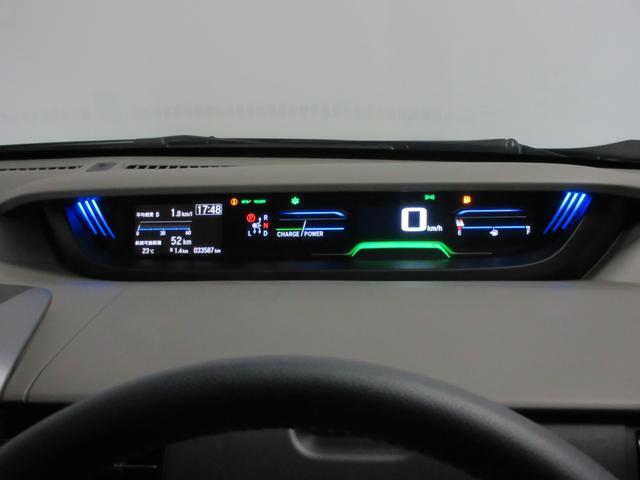 ハイブリッド・Gホンダセンシング 4WD Sパッケージ 純正ナビ TV DVD再生 Bluetooth接続 ETC Bカメラ 衝突被害軽減ブレーキ アダプティブクルーズ レーンキープアシスト 両側パワスラ LEDヘッドライト 1年保証(6枚目)