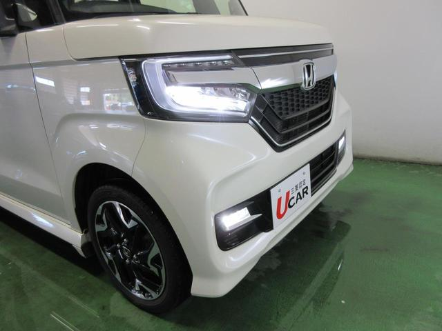 G・Lターボホンダセンシング 4WD 衝突軽減ブレーキ 車線逸脱警報 レーンキープアシスト 横滑り防止 両側パワスラ ステアリングリモコン クルーズコントロール LEDヘッドライト(23枚目)