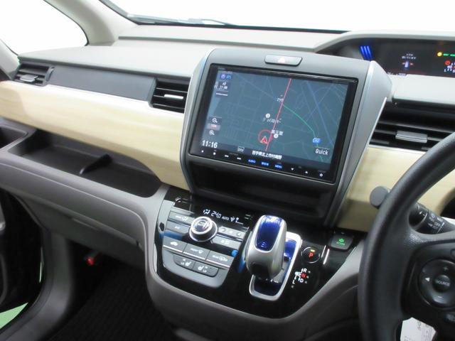 ハイブリッド・G 4WD 9型プレミアムインターナビ バックカメラ 前席シートヒーター オートクルーズ ETC ワイパーデアイサー パワースライドドア(17枚目)