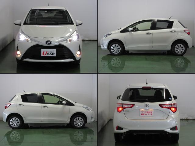 F セーフティーエディションIII 4WD 禁煙車 ナビ DVD再生 Bluetooth接続 ETC ドラレコ Toyota Safety Sense インテリジェントクリアランスソナー Bi-BEAM LEDヘッドライト 1年保証(3枚目)