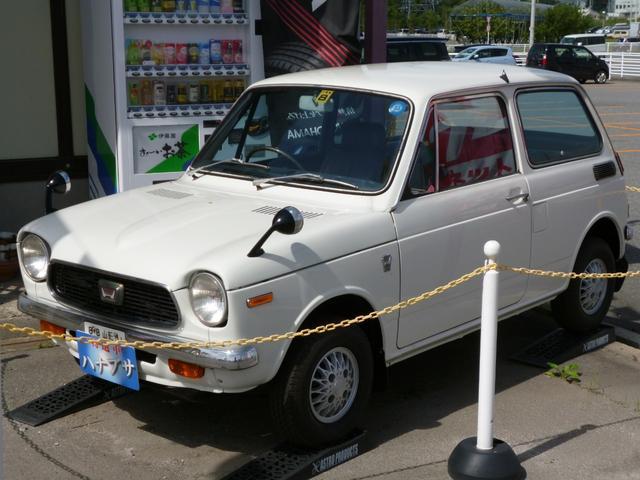 ホンダ NIII360 4速マニュアル 全塗装済