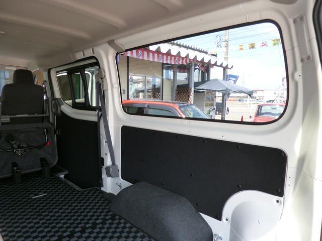 「日産」「NV350キャラバンバン」「その他」「山形県」の中古車38