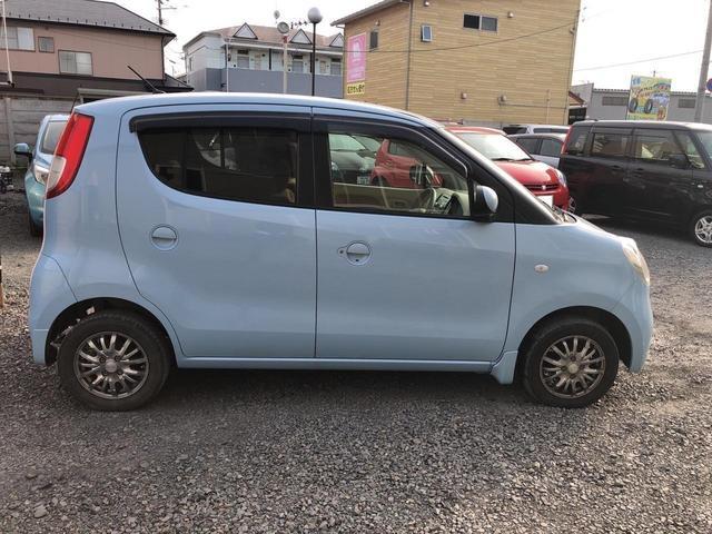 日産 モコ E FOUR4WD