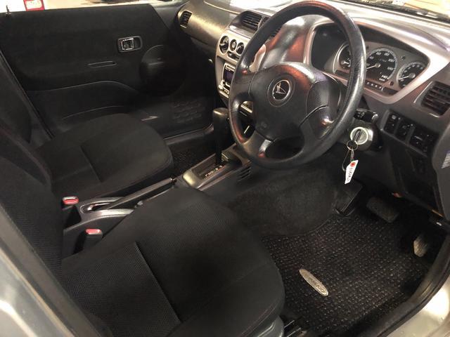 キスマークX 4WD ターボ キーレス(9枚目)