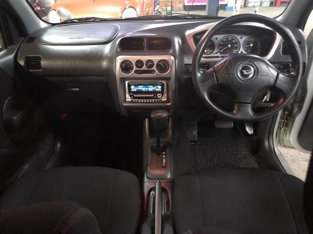 キスマークX 4WD ターボ キーレス(13枚目)