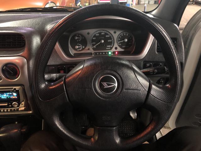 キスマークX 4WD ターボ キーレス(14枚目)