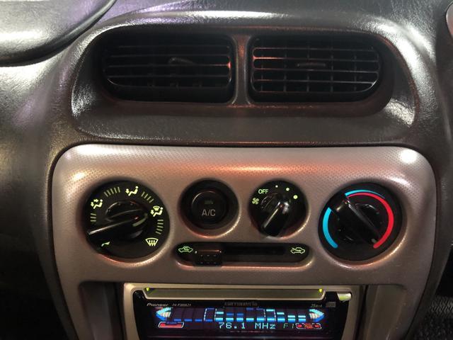 キスマークX 4WD ターボ キーレス(15枚目)