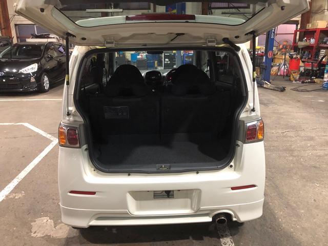 RS 切り替え4WD インタークーラーターボ キーレス 電動格納ミラー ベンチシート 純正15インチアルミ フォグランプ パワステポンプ新品 ベルト類交換済み(9枚目)