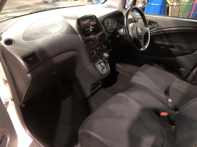 RS 切り替え4WD インタークーラーターボ キーレス 電動格納ミラー ベンチシート 純正15インチアルミ フォグランプ パワステポンプ新品 ベルト類交換済み(12枚目)