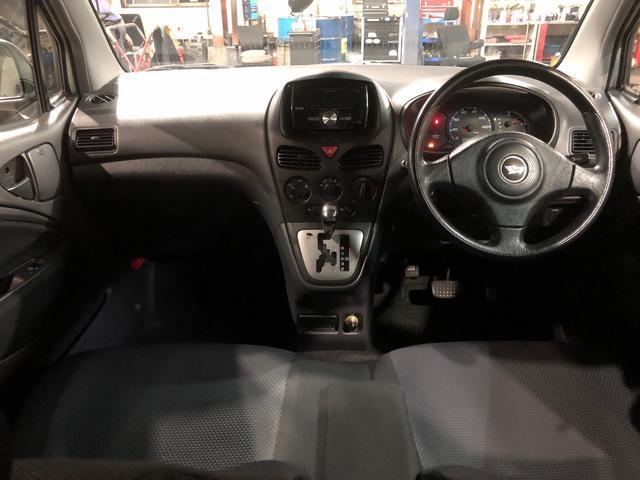 RS 切り替え4WD インタークーラーターボ キーレス 電動格納ミラー ベンチシート 純正15インチアルミ フォグランプ パワステポンプ新品 ベルト類交換済み(14枚目)