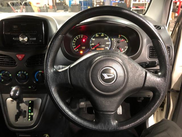 RS 切り替え4WD インタークーラーターボ キーレス 電動格納ミラー ベンチシート 純正15インチアルミ フォグランプ パワステポンプ新品 ベルト類交換済み(15枚目)