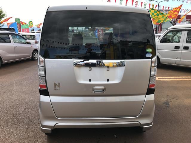 ホンダ N BOX G 4WD・アイドリングストップ