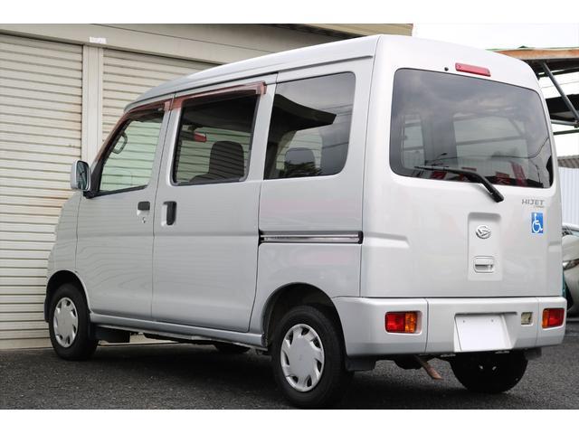 スローパー 車イス移動車 福祉車両 タイベル交換済み(5枚目)