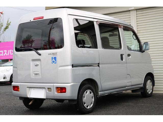 スローパー 車イス移動車 福祉車両 タイベル交換済み(6枚目)