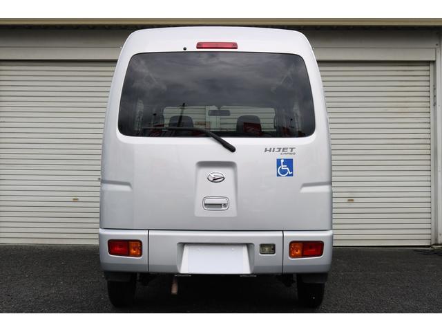 スローパー 車イス移動車 福祉車両 タイベル交換済み(7枚目)