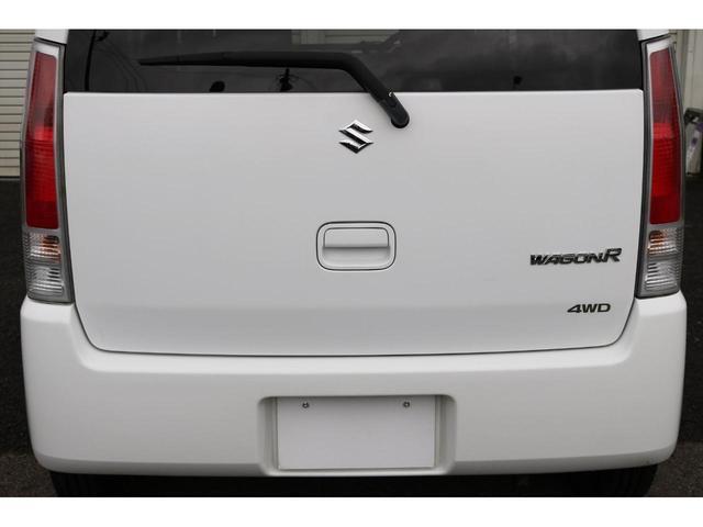 FX 4WD キーレス タイミングチェーン 禁煙車 ABS(15枚目)