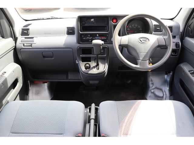 DX 1年保証付き 4WD 4ナンバー バン ハイルーフ ラジオデッキ 頭上収納 荷室LEDランプ 鍵 キーレスリモコン タイミングチェーンエンジン 車検令和4年3月まで(27枚目)