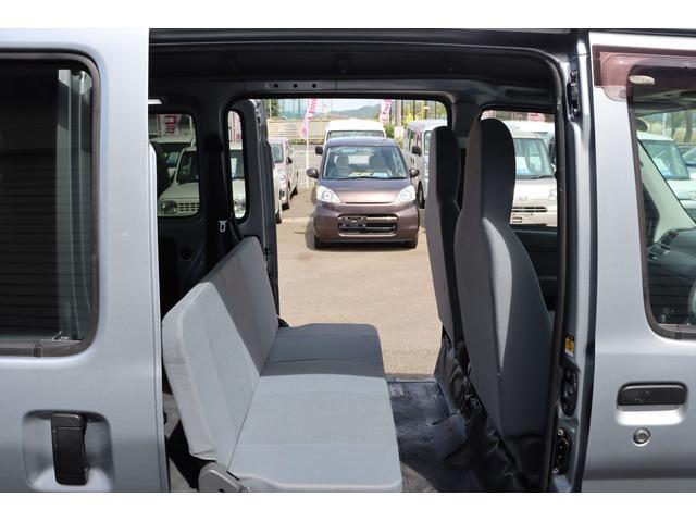 DX 1年保証付き 4WD 4ナンバー バン ハイルーフ ラジオデッキ 頭上収納 荷室LEDランプ 鍵 キーレスリモコン タイミングチェーンエンジン 車検令和4年3月まで(49枚目)