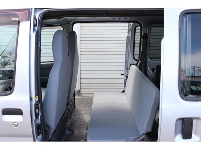 DX 1年保証付き 4WD 4ナンバー バン ハイルーフ ラジオデッキ 頭上収納 荷室LEDランプ 鍵 キーレスリモコン タイミングチェーンエンジン 車検令和4年3月まで(52枚目)