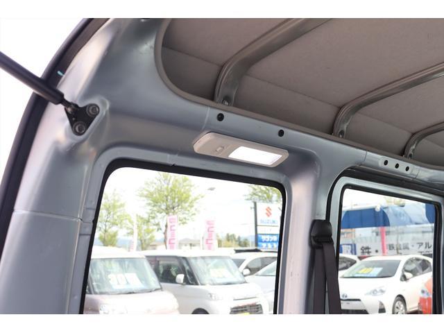 DX 1年保証付き 4WD 4ナンバー バン ハイルーフ ラジオデッキ 頭上収納 荷室LEDランプ 鍵 キーレスリモコン タイミングチェーンエンジン 車検令和4年3月まで(56枚目)