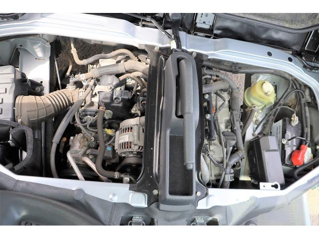 DX 1年保証付き 4WD 4ナンバー バン ハイルーフ ラジオデッキ 頭上収納 荷室LEDランプ 鍵 キーレスリモコン タイミングチェーンエンジン 車検令和4年3月まで(57枚目)