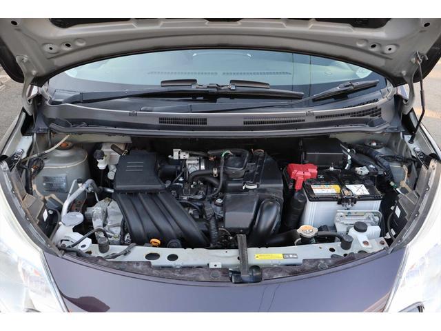 X ラジオデッキ AUX アイドリングストップ スマートキー スペアキー 電格ミラー 冬タイヤ 夏タイヤ車載 内装ツートン 1.3万キロ 修復歴なし タイミングチェーンエンジン 車検令和5年6月まで(62枚目)