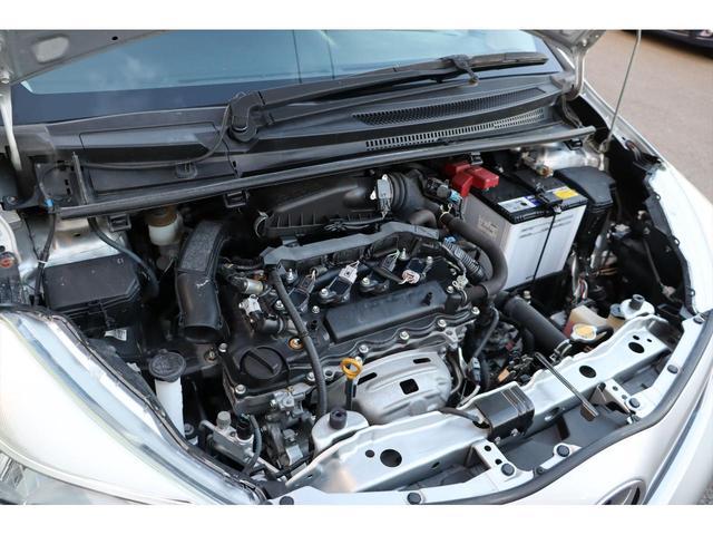F スマートストップパッケージ 1年保証 CDデッキ AUX 電格ミラー 夏タイヤ 冬タイヤ車載 キーレスキー スペアキー 修復歴なし タイミングチェーンエンジン 車検R5年9月まで(66枚目)