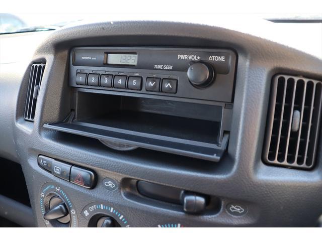 DX 4WD 4ナンバー バン ラジオデッキ 夏タイヤ メインキー スペアキー タイミングチェーンエンジン 車検4年10月まで(32枚目)