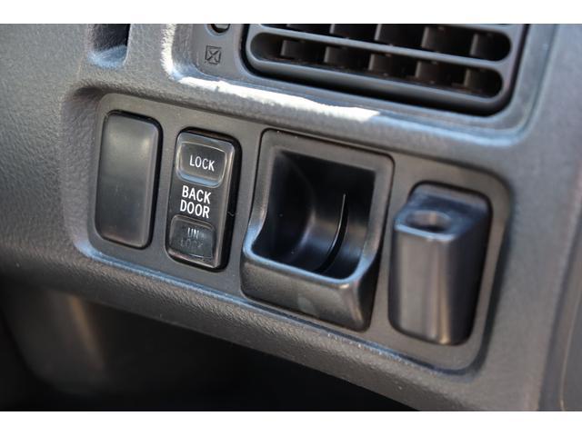 DX 4WD 4ナンバー バン ラジオデッキ 夏タイヤ メインキー スペアキー タイミングチェーンエンジン 車検4年10月まで(34枚目)