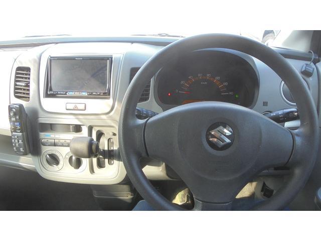 スズキ ワゴンR FXリミテッドII  ナビ  4WD