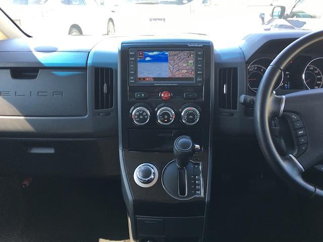 三菱 デリカD:5 ローデストGプレミアム4WDフリップダウン両側Pスライド