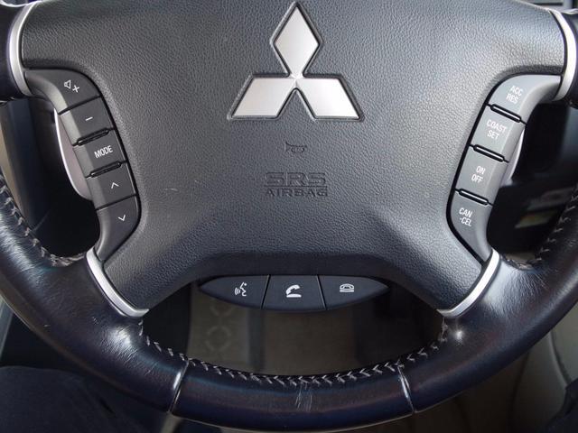 三菱 デリカD:5 Gプレミアム4WD両側パワスラ電動Bドア 純正フリップダウン