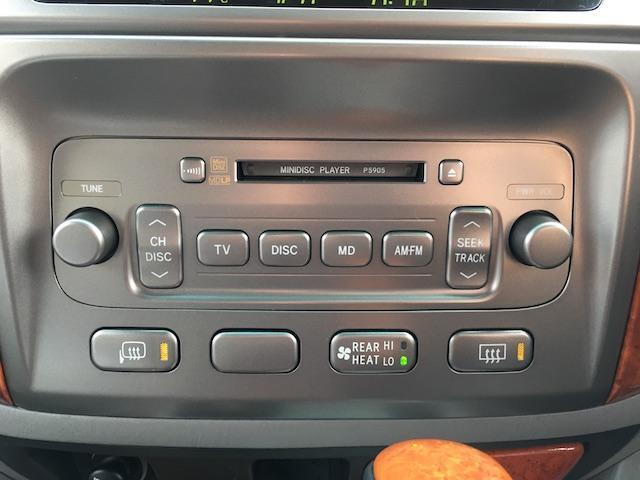 トヨタ ランドクルーザー100 VXリミテッド ツーリングエディション 軽油 サンルーフ