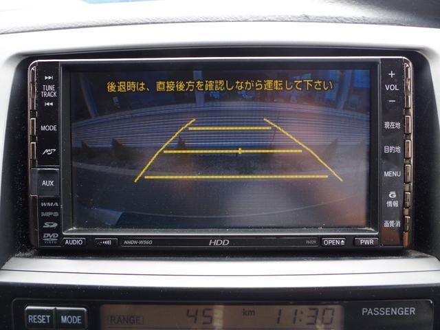 トヨタ ハイラックスサーフ SSR-Xリミテッド純正HDDナビウッドコンビステアリング