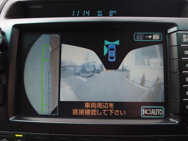 AX Gセレクション 革シート 純正HDDナビ バックカメラ(19枚目)