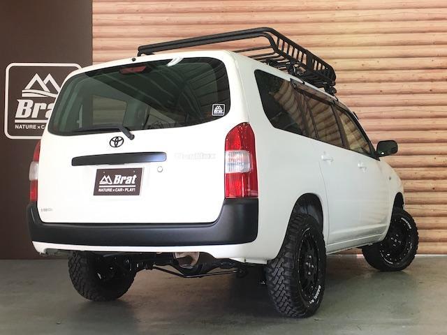 GL 4WD 2インチリフトアップ エクストリームJアルミ マッドスターM/T 各所ブラック塗装 ルーフキャリアー レガリア製シートカバー 電動格納ミラー シートリフター キーレス ETC スペアキー(10枚目)
