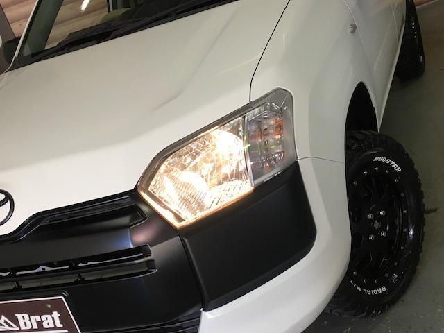 GL 4WD 2インチリフトアップ エクストリームJアルミ マッドスターM/T 各所ブラック塗装 ルーフキャリアー レガリア製シートカバー 電動格納ミラー シートリフター キーレス ETC スペアキー(14枚目)