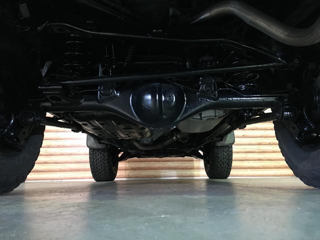 ベースグレード KMC製17インチAW 新品BFグッドリッチA/T 2インチリフトアップ Bratオリジナルコイル LEDウィンカー 各所ブラック塗装 BFグッドリッチA/T KO2 Fガラス熱線 A-TRAC(70枚目)