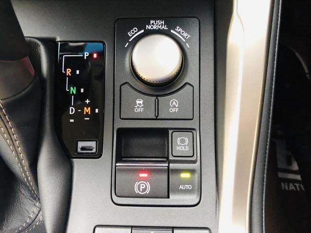 NX200t バージョンL サンルーフ パワーバックドア 純正ナビ 電動格納セカンドシート S/Bカメラ シートヒーター/シートエアコン 革シート パワーシート シートメモリー 三眼LEDヘッドライト ドラレコ 100V電源(22枚目)