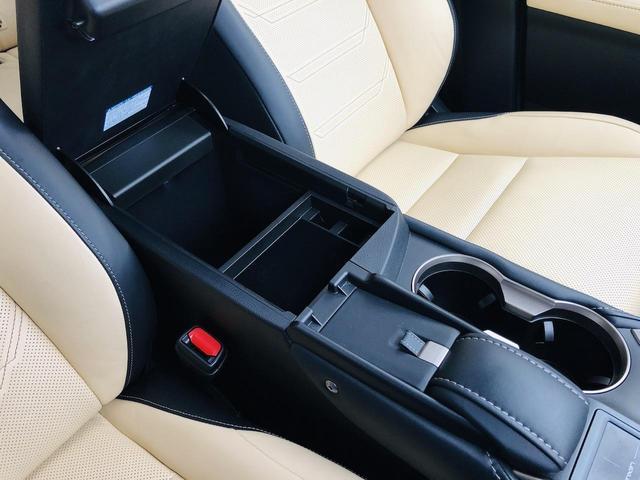 NX200t バージョンL サンルーフ パワーバックドア 純正ナビ 電動格納セカンドシート S/Bカメラ シートヒーター/シートエアコン 革シート パワーシート シートメモリー 三眼LEDヘッドライト ドラレコ 100V電源(25枚目)