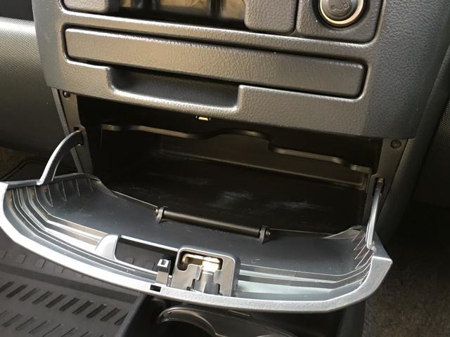 DXコンフォートパッケージ 4WD 2インチリフトアップ マキシス(新品タイヤ)ルーフラック レガリア製シートカバー 木目調ラゲージマット ハンドルカバー 純正ゴムマット ライトレベライザー キーレス 引き出しテーブル(36枚目)