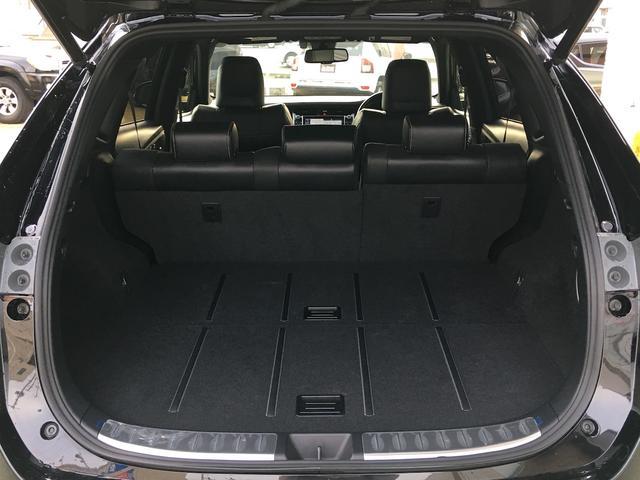 プログレス メタル アンド レザーパッケージ 純正9インチナビ モデリスタフルエアロ 全周囲カメラ シーケンシャルウインカー パワーバックドア ETC JBLサウンド プレミアムナッパ革シート ToyotaSafetySense 快適温熱シート(44枚目)