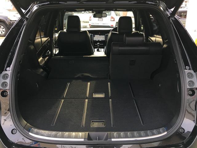 プログレス メタル アンド レザーパッケージ 純正9インチナビ モデリスタフルエアロ 全周囲カメラ シーケンシャルウインカー パワーバックドア ETC JBLサウンド プレミアムナッパ革シート ToyotaSafetySense 快適温熱シート(45枚目)