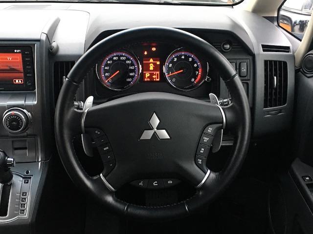 シャモニー NEWペイント/ツイードグレー 1.5インチリフトアップ BFグッドリッチKO2タイヤ新品 TT製16インチAW新品 腰下ラインX調・マッドブラックペイント 切替4WD 前席シートヒーター ETC(26枚目)