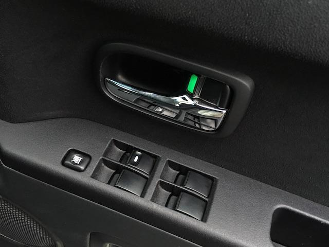 シャモニー NEWペイント/ツイードグレー 1.5インチリフトアップ BFグッドリッチKO2タイヤ新品 TT製16インチAW新品 腰下ラインX調・マッドブラックペイント 切替4WD 前席シートヒーター ETC(34枚目)