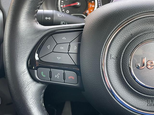 ナイトイーグル Uconnect7インチタッチパネルモニタ- TOYOオープンカントリーR/T クルコン バックカメラ ブラインドスポットモニター アイドリングストップ ルーフレール ETC スマートキー(24枚目)